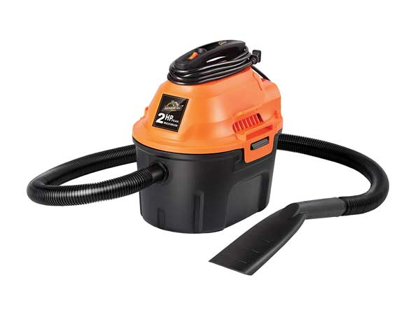 Armor 2.5 Gallon Shop Vac