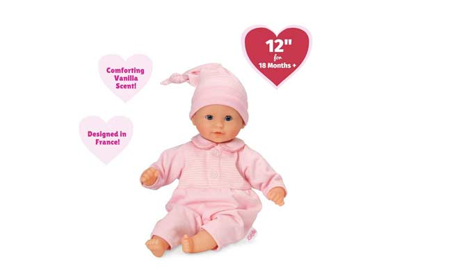 Calin Charming Pastel Realistic Baby Dolls