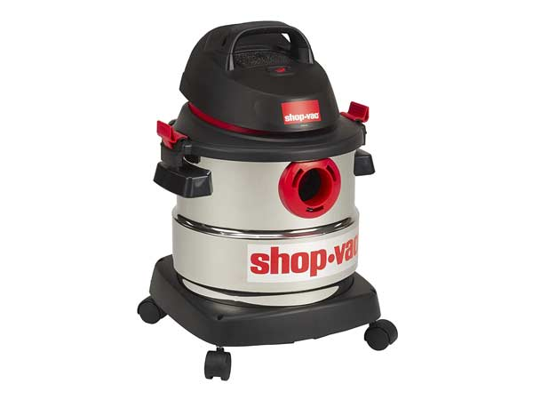 HP Stainless Steel Wet Dry Shop-Vac 5989300