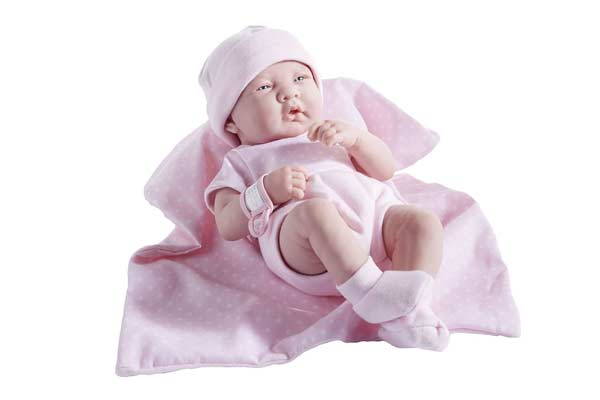 La Newborn Boutique 14 Inch Baby Doll