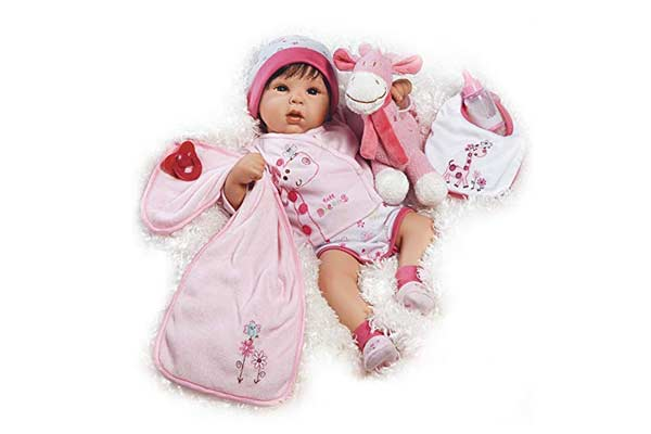 Paradise Galleries Tall Dreams Realistic Baby Doll
