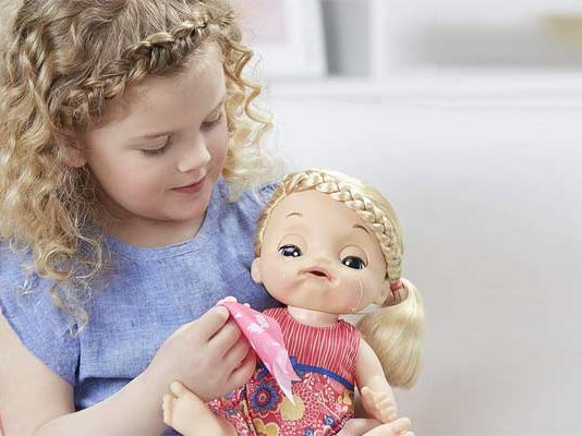 realistic baby dolls that cry and poop