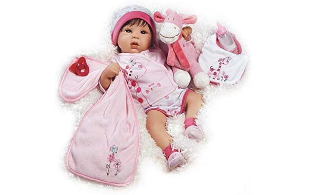 Paradise Galleries Custom Reborn Baby Doll