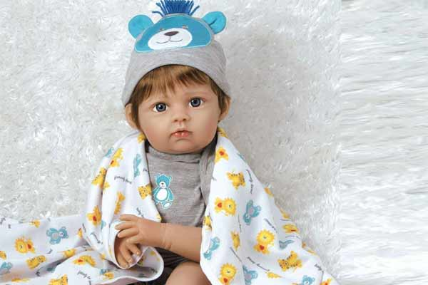 Paradise Galleries Reborn Real Life Baby Doll