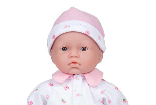 Washable Soft Silicone Baby Doll For Children